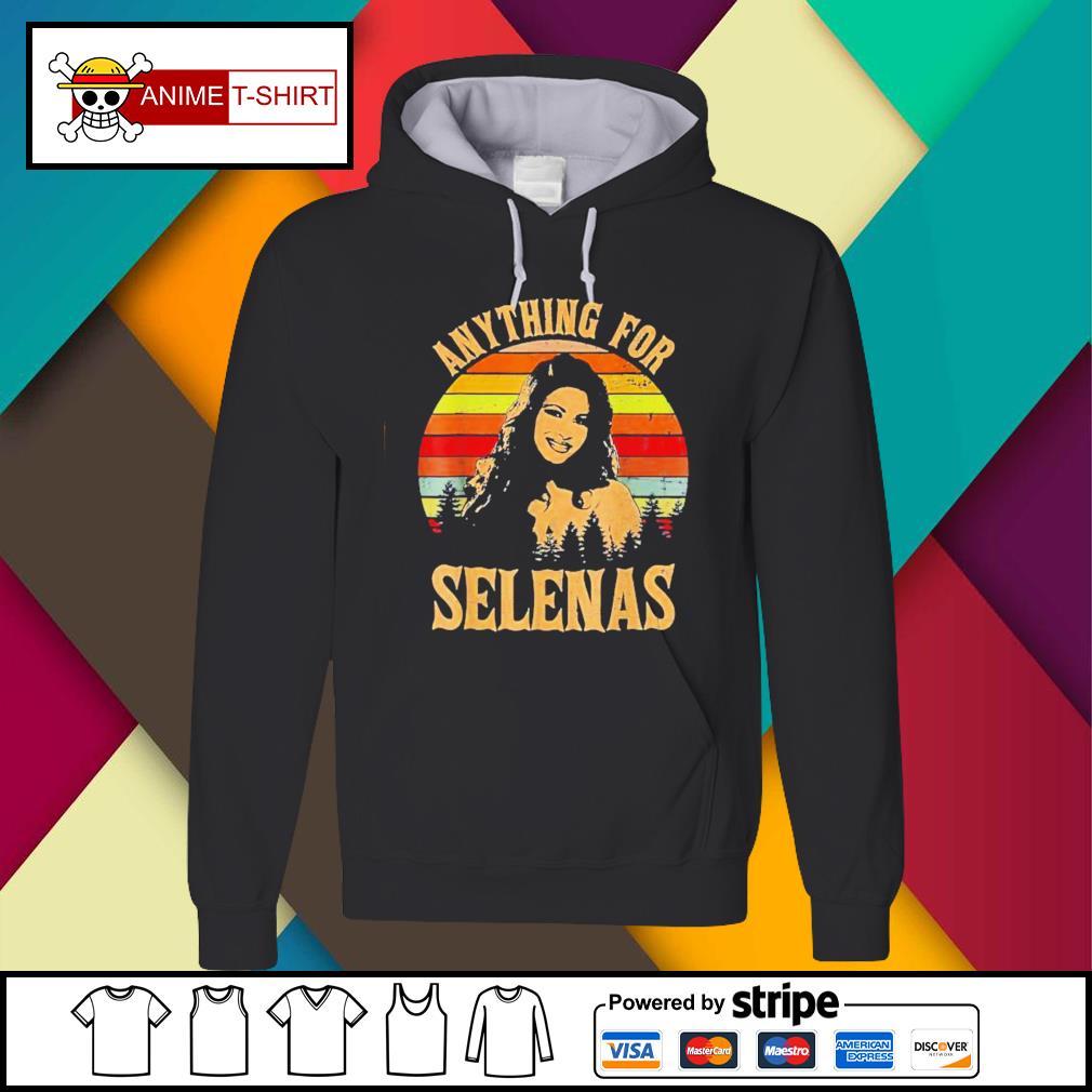 Anything for Selenas vintage Hoodie