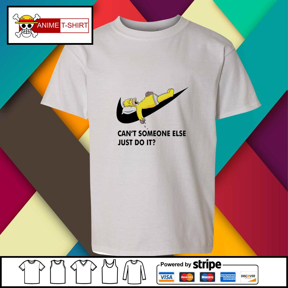 Simpson can't someone else just do it youth-tee