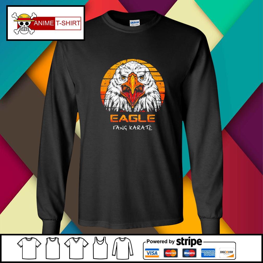 Eagle fang karate vintage longsleeve-tee
