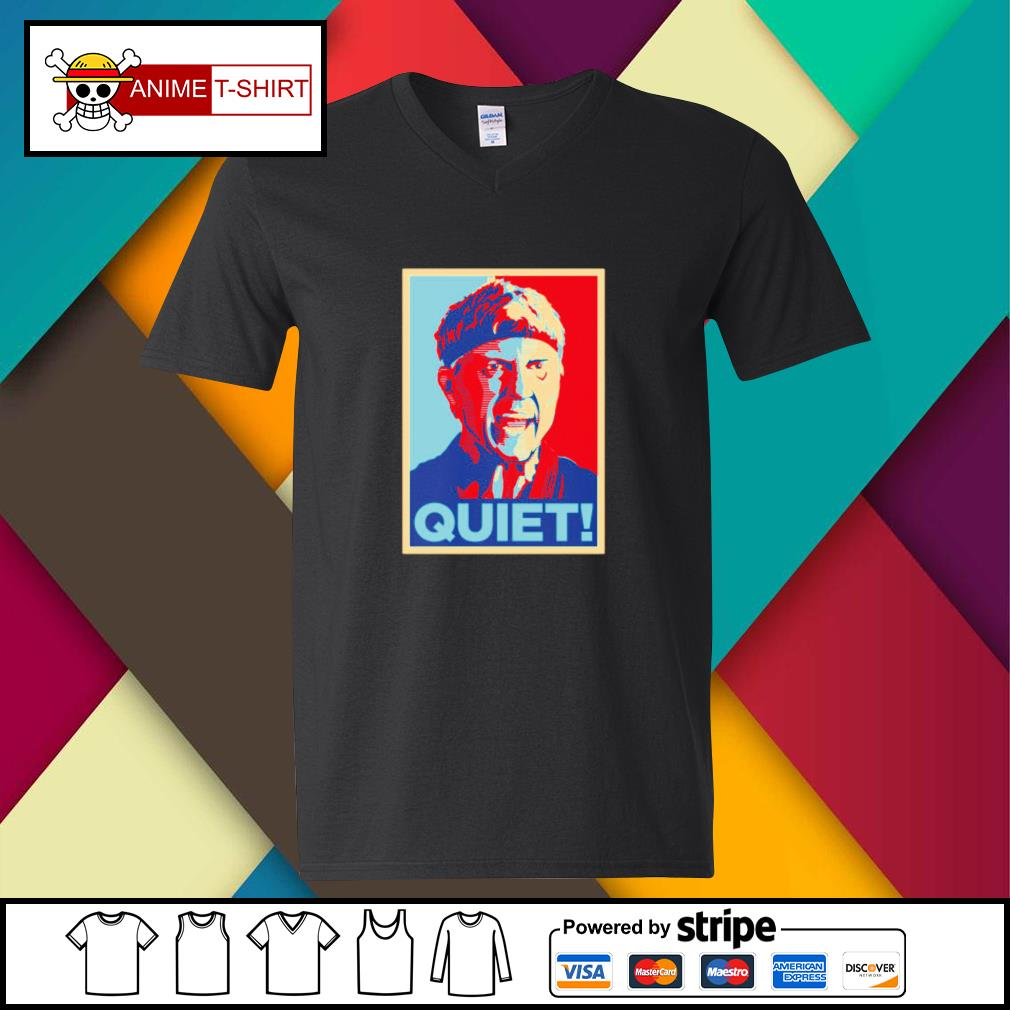 A Quiet hope v-neck-t-shirt