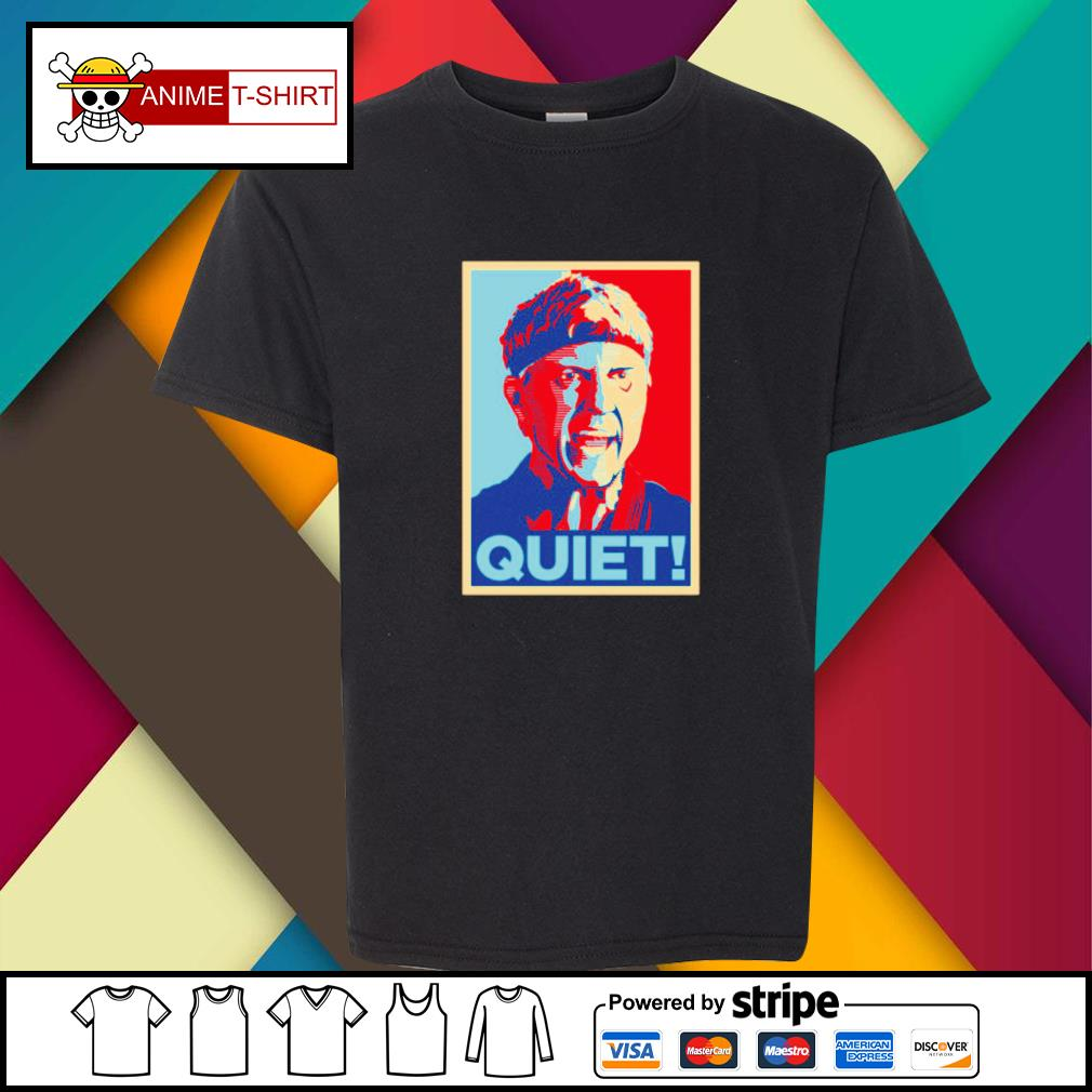 A Quiet hope youth-tee