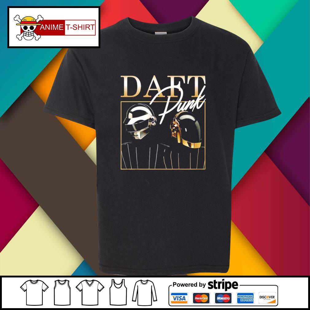 Daft Punk signature youth-tee