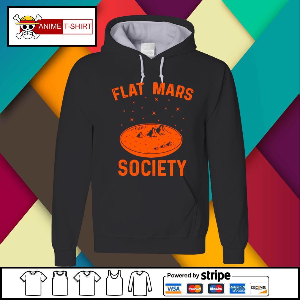 Flat Mars Society Hoodie