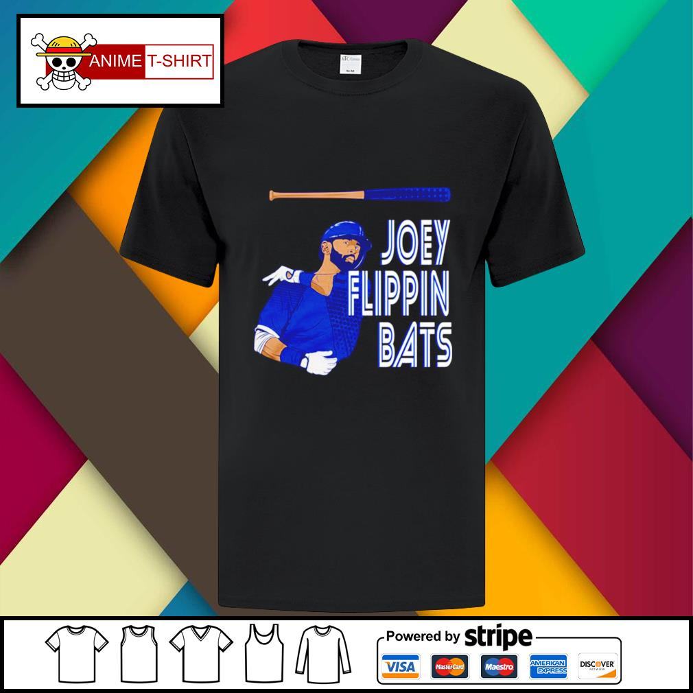 Joey Bautista flippin bats shirt