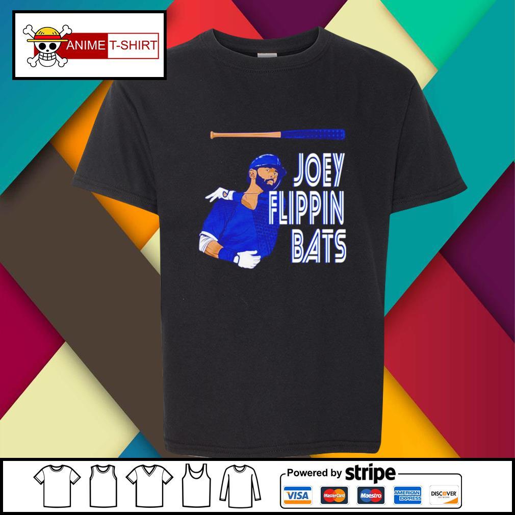 Joey Bautista flippin bats youth-tee