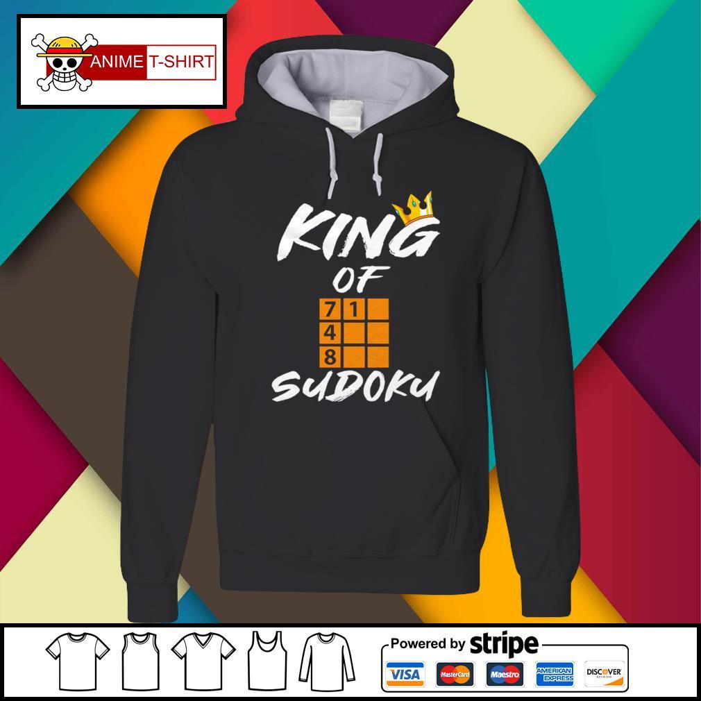 King of sudoku Hoodie
