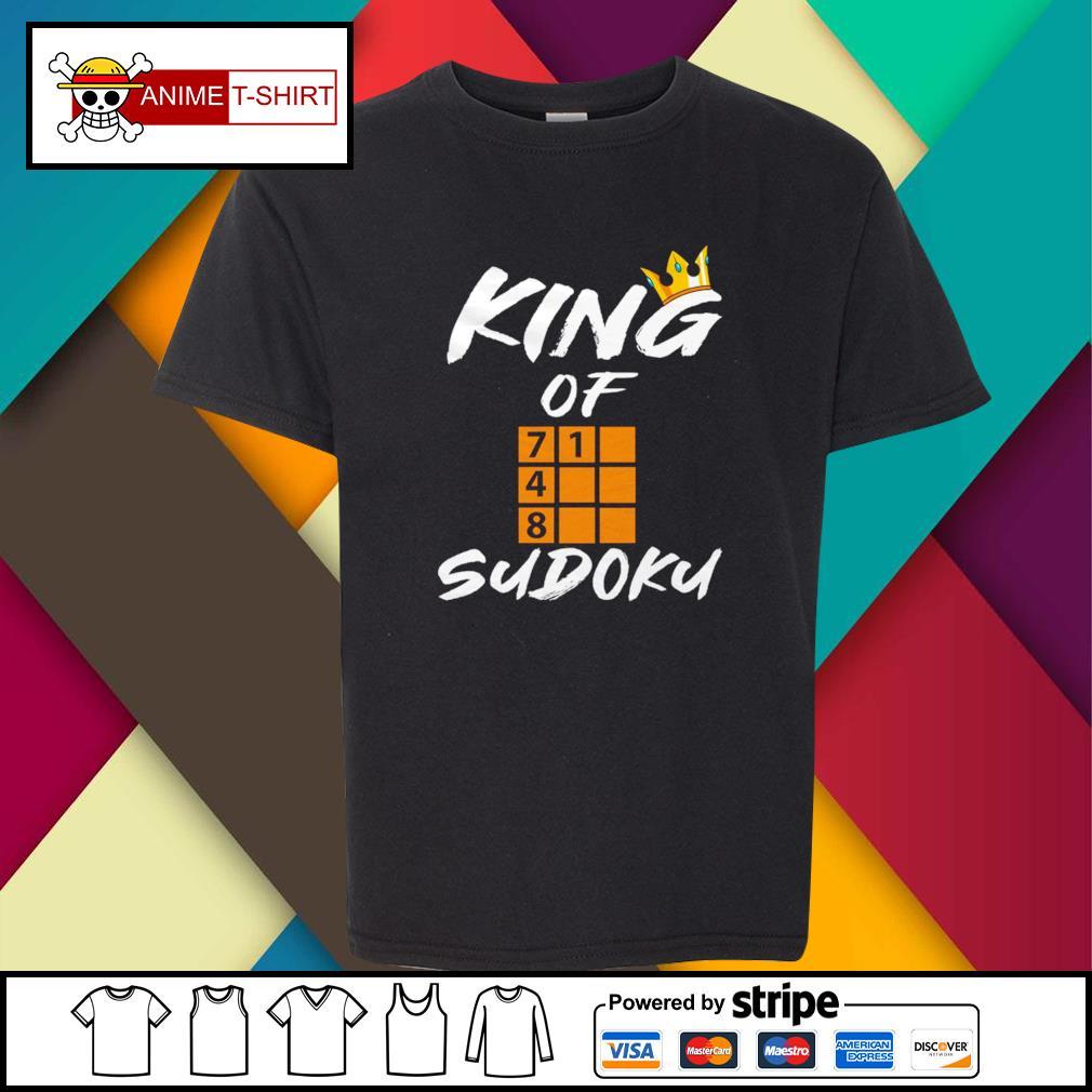 King of sudoku youth-tee