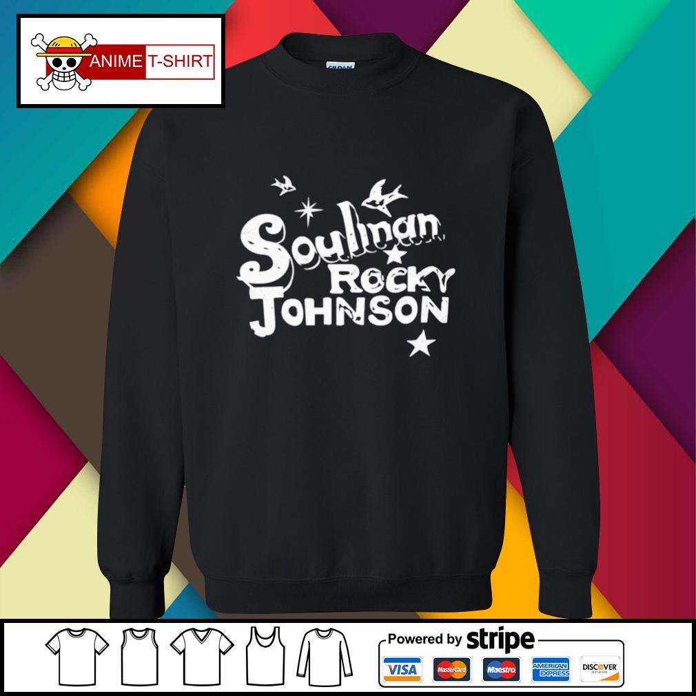Soulman Rocky Johnson sweater
