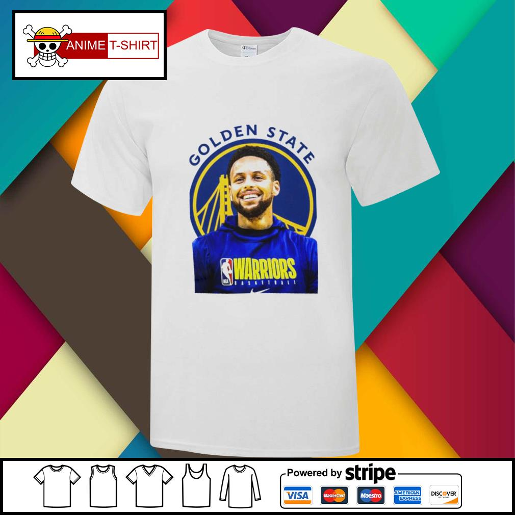 Stephen Curry Golden state Warriors basketball shirt