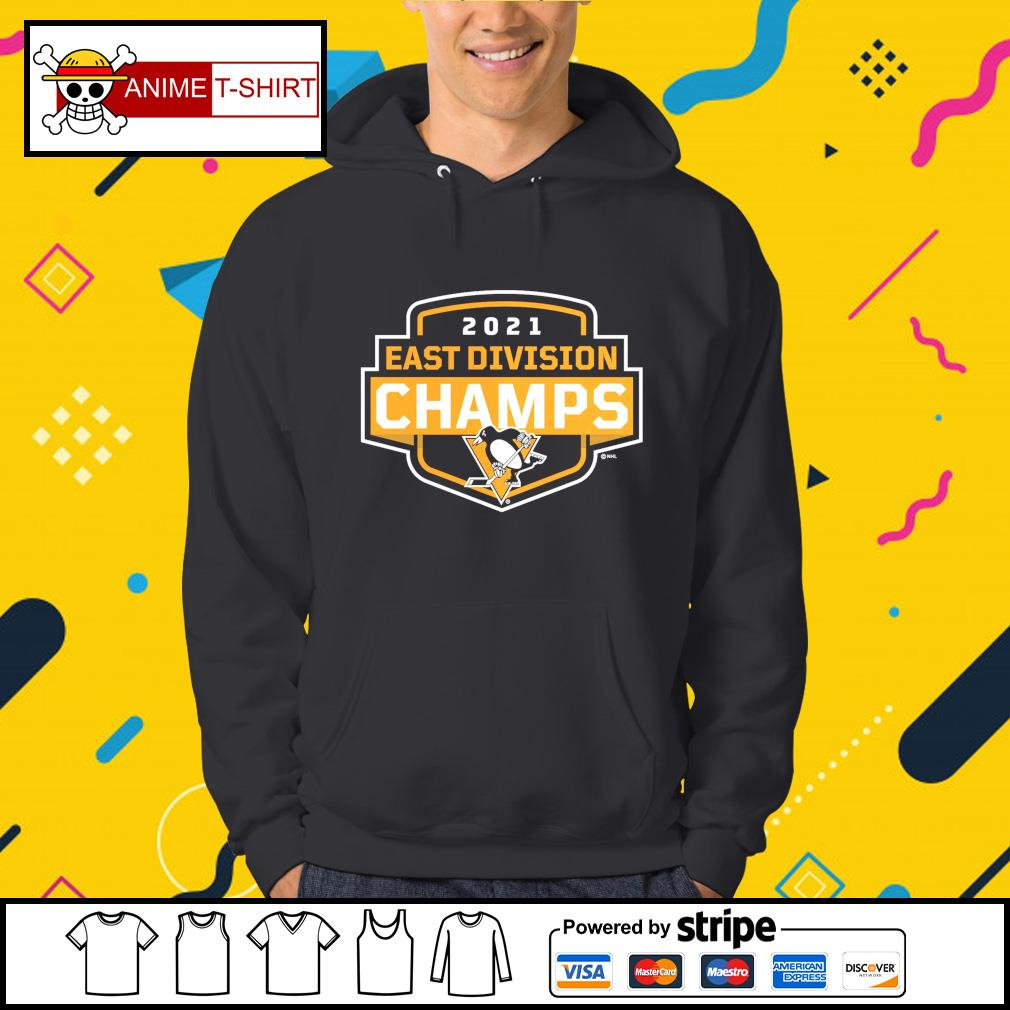 Pittsburgh Penguins 2021 East Division Champions s Hoodie