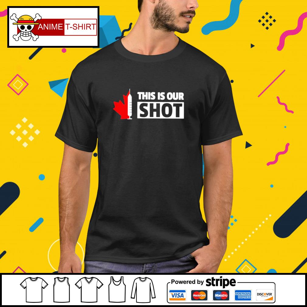 This is our shot shirt