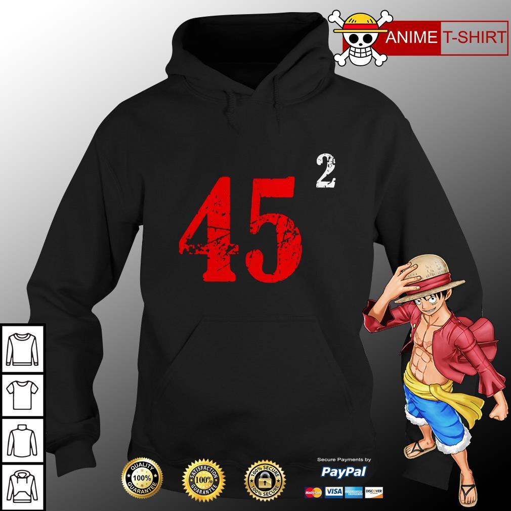 Trump 45 Trump 45 Squared hoodie