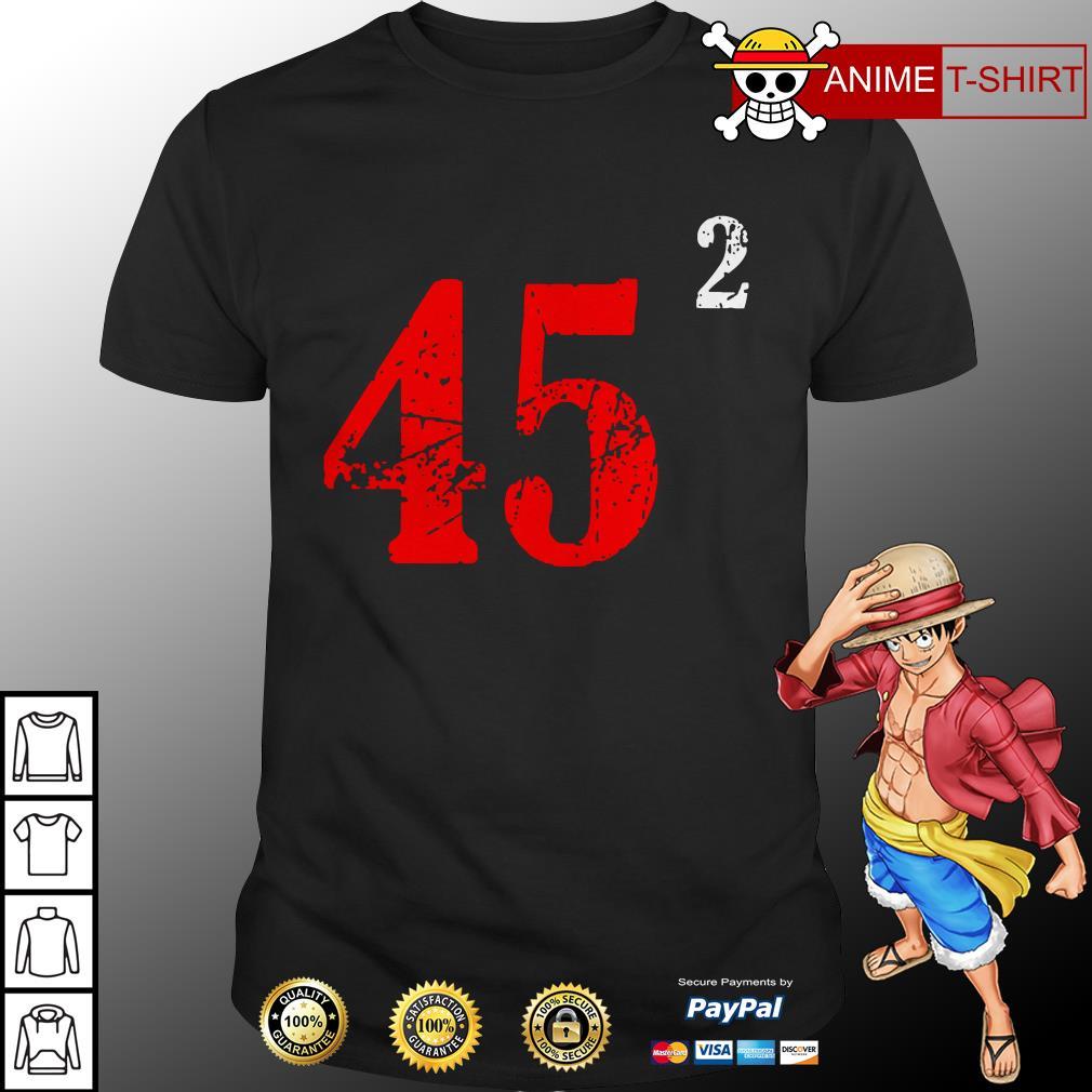 Trump 45 Trump 45 Squared Shirt