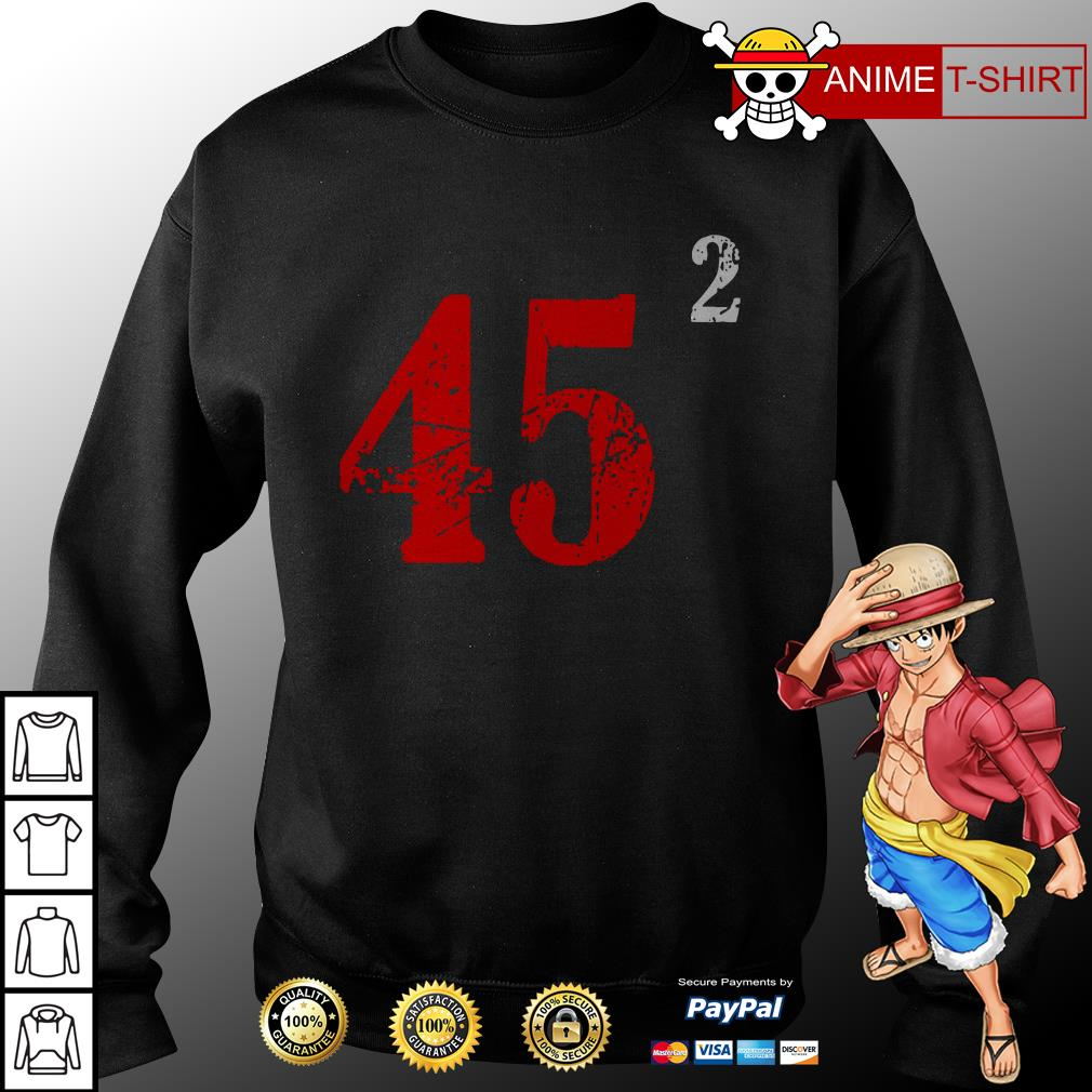Trump 45 Trump 45 Squared sweater