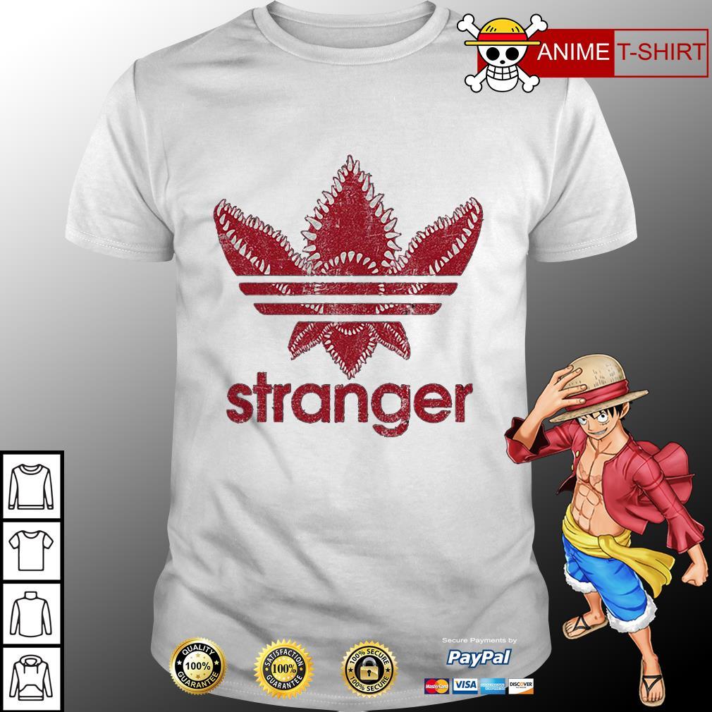 1b96f4b7 Stranger Things Adidas Stranger shirt, hoodie, sweater, ladies tee