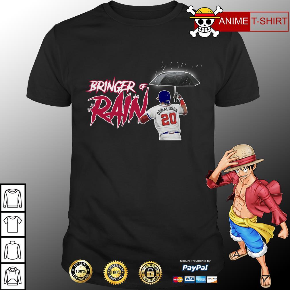 Donaldson Bringer of rain shirt