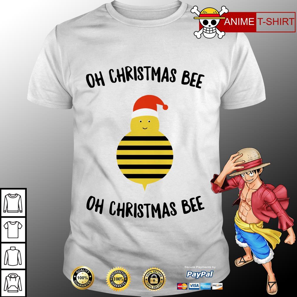 Oh Christmas Bee Oh Christmas Bee Kids' Christmas shirt