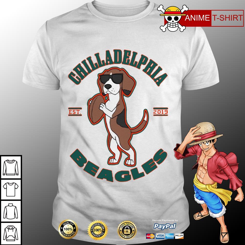 Chilladelphia Beagles Shirt