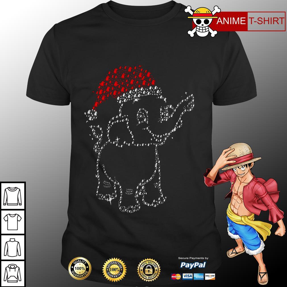 Baby Elephant christmas shirt