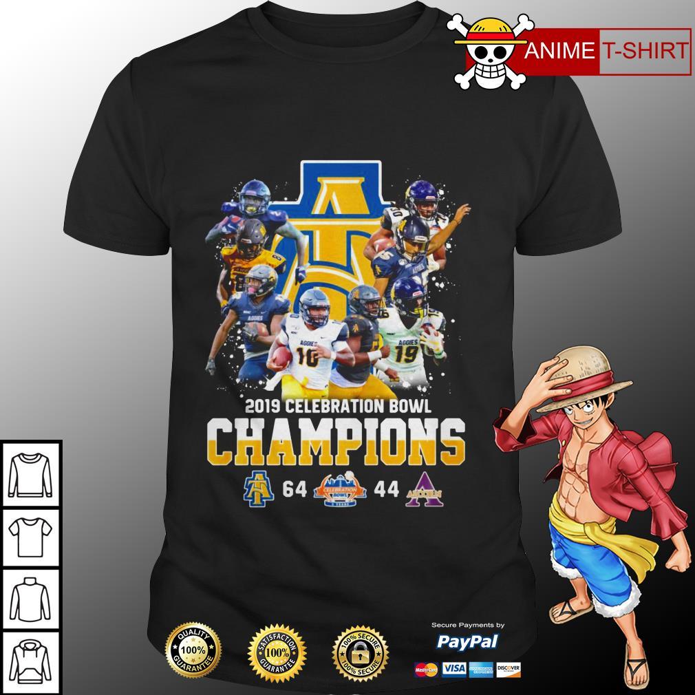 2019 Celebration bowl Champions shirt