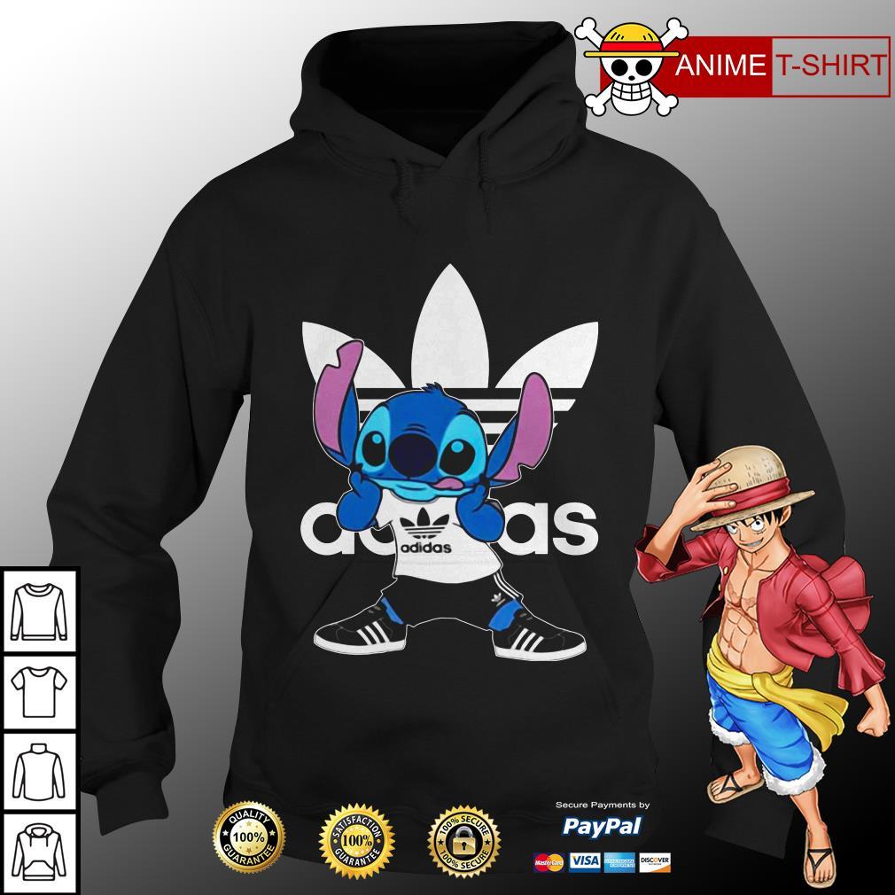 adidas hoodie shirt