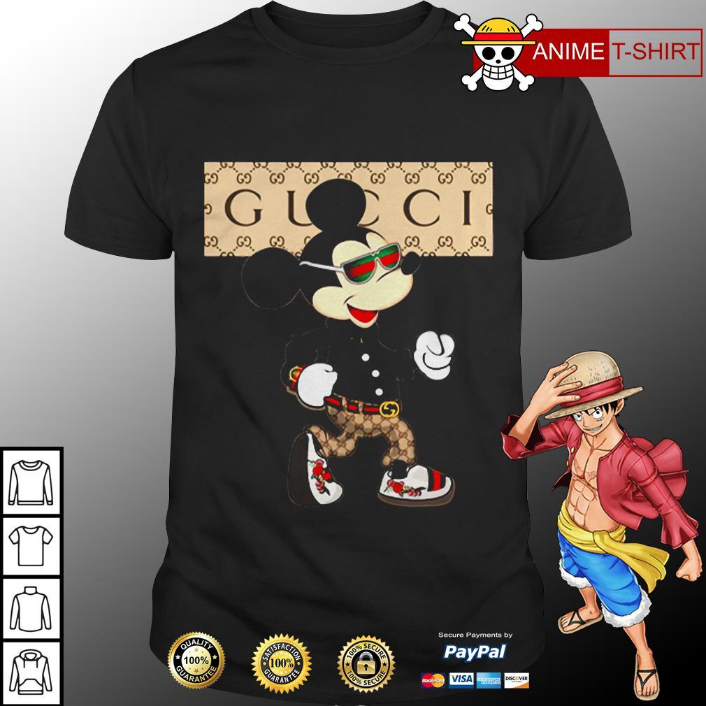 Gucci Mickey Mouse Stylish shirt, hoodie, sweater