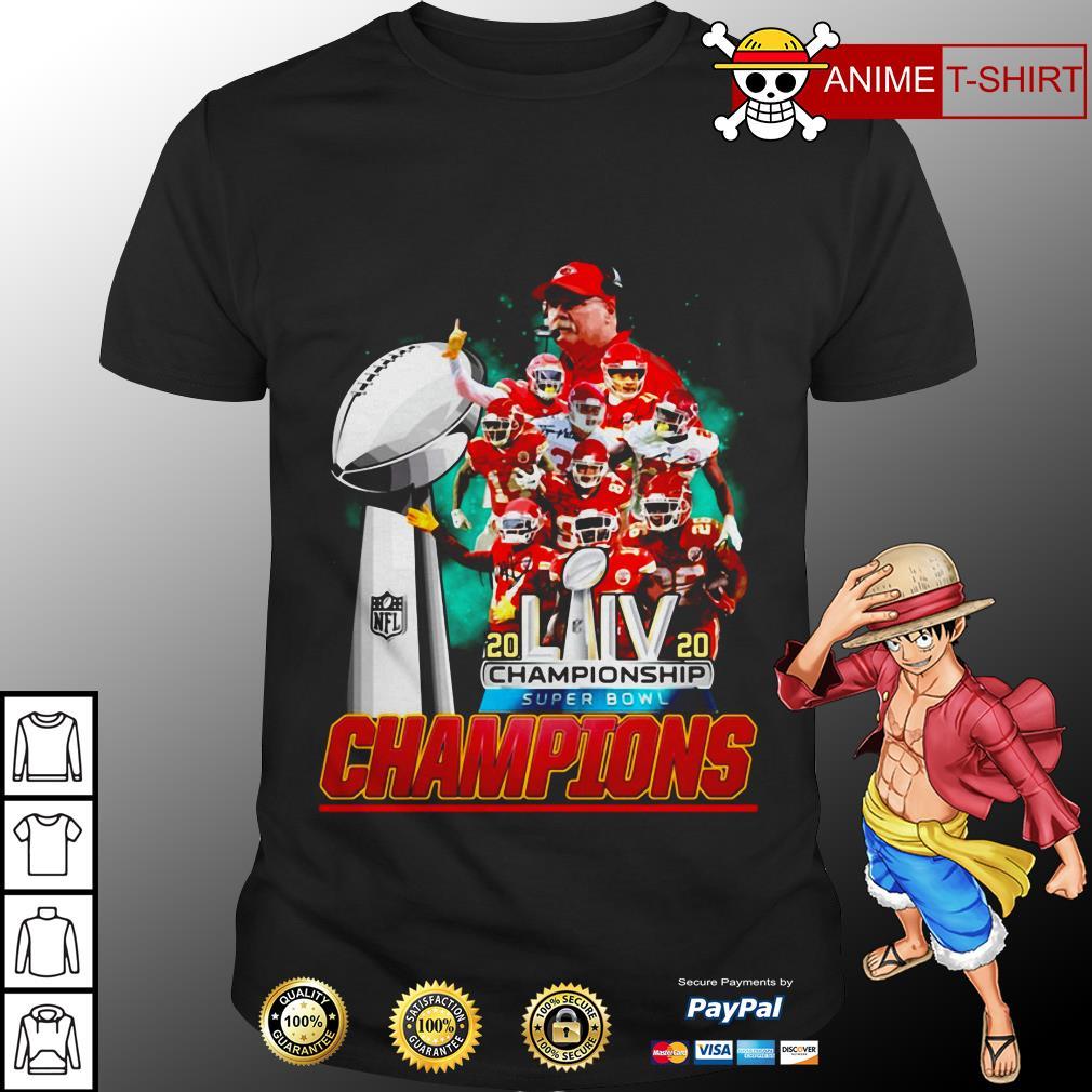 2020 liv championship super bowl champions shirt