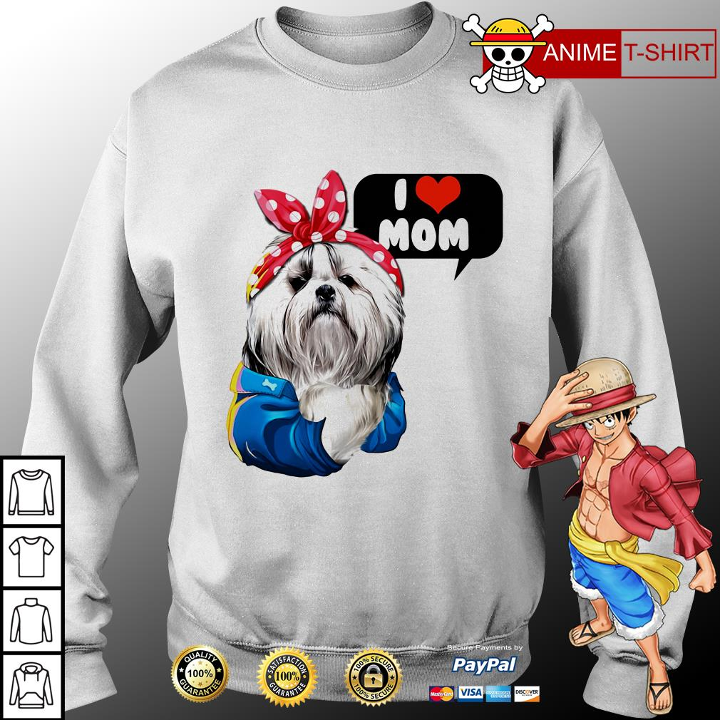 I love mom Chinese Imperial sweater