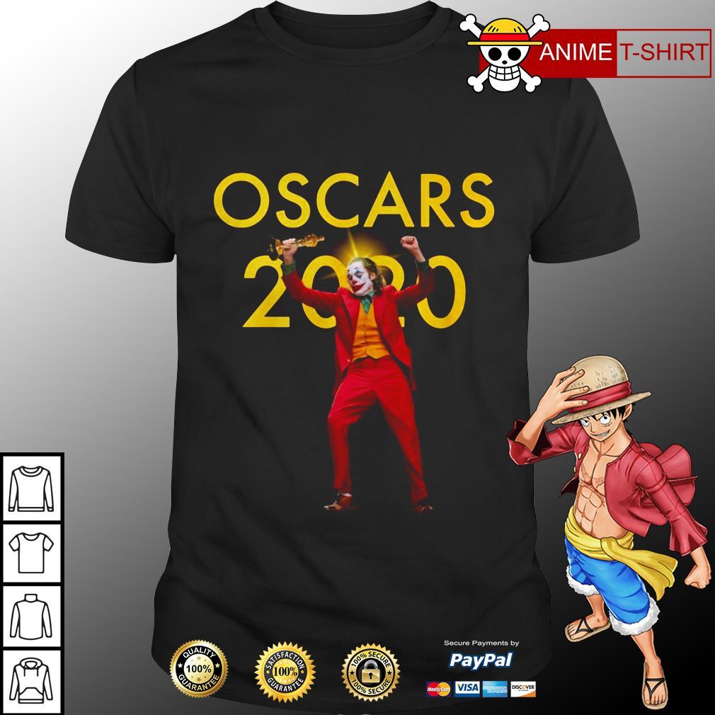 Joaquin Phoenix Joker Oscars 2020 Shirt