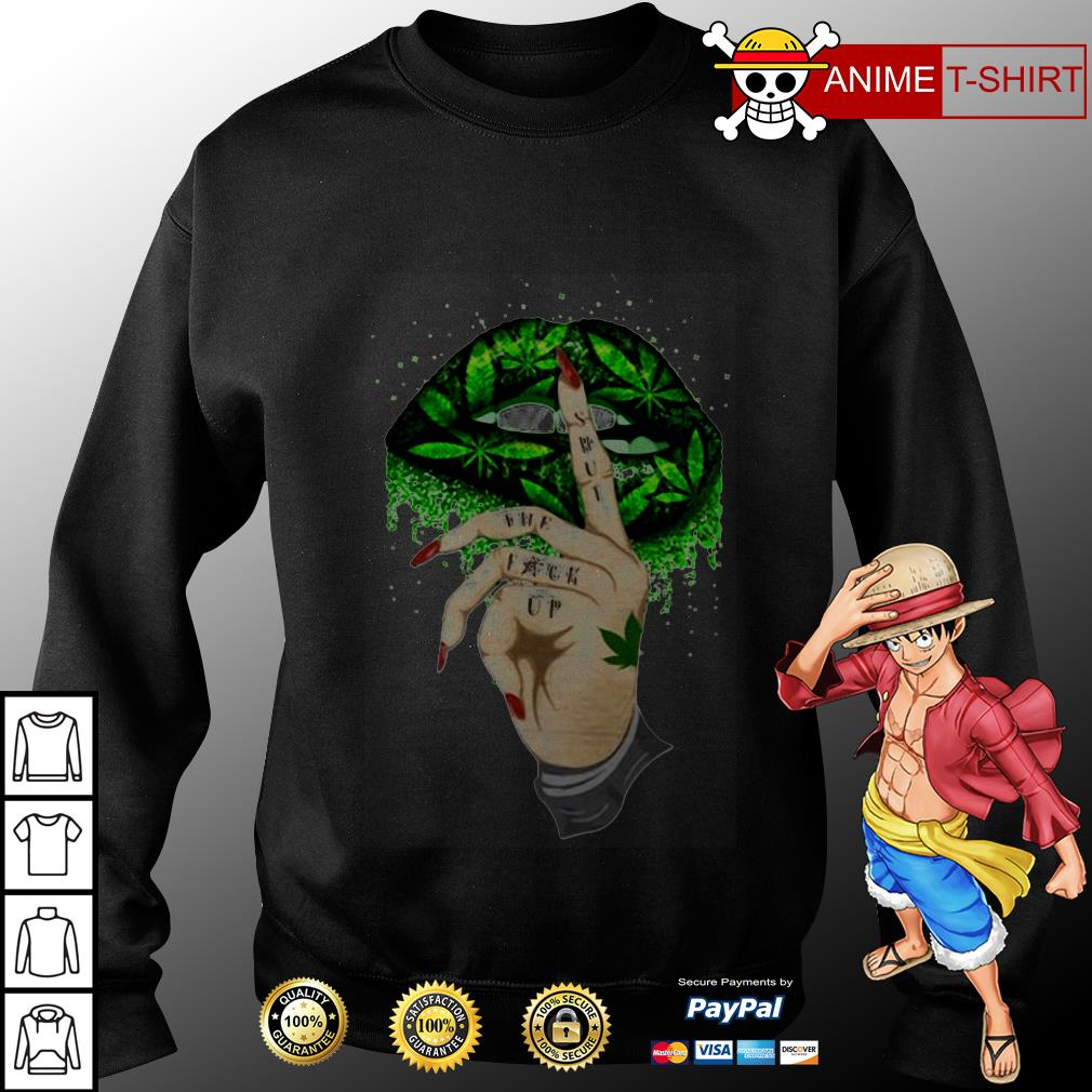 Shut the fuck up sweater