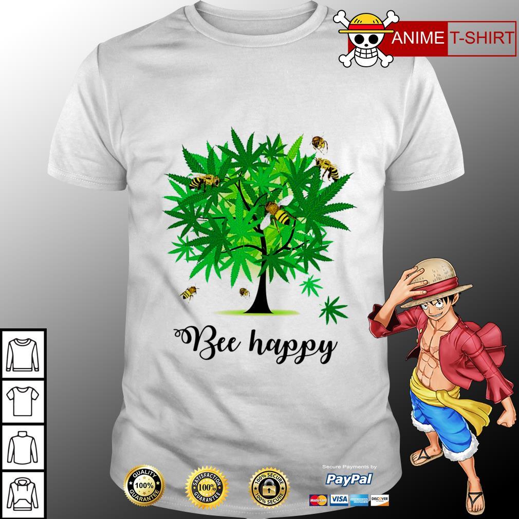 Bee happy shirt