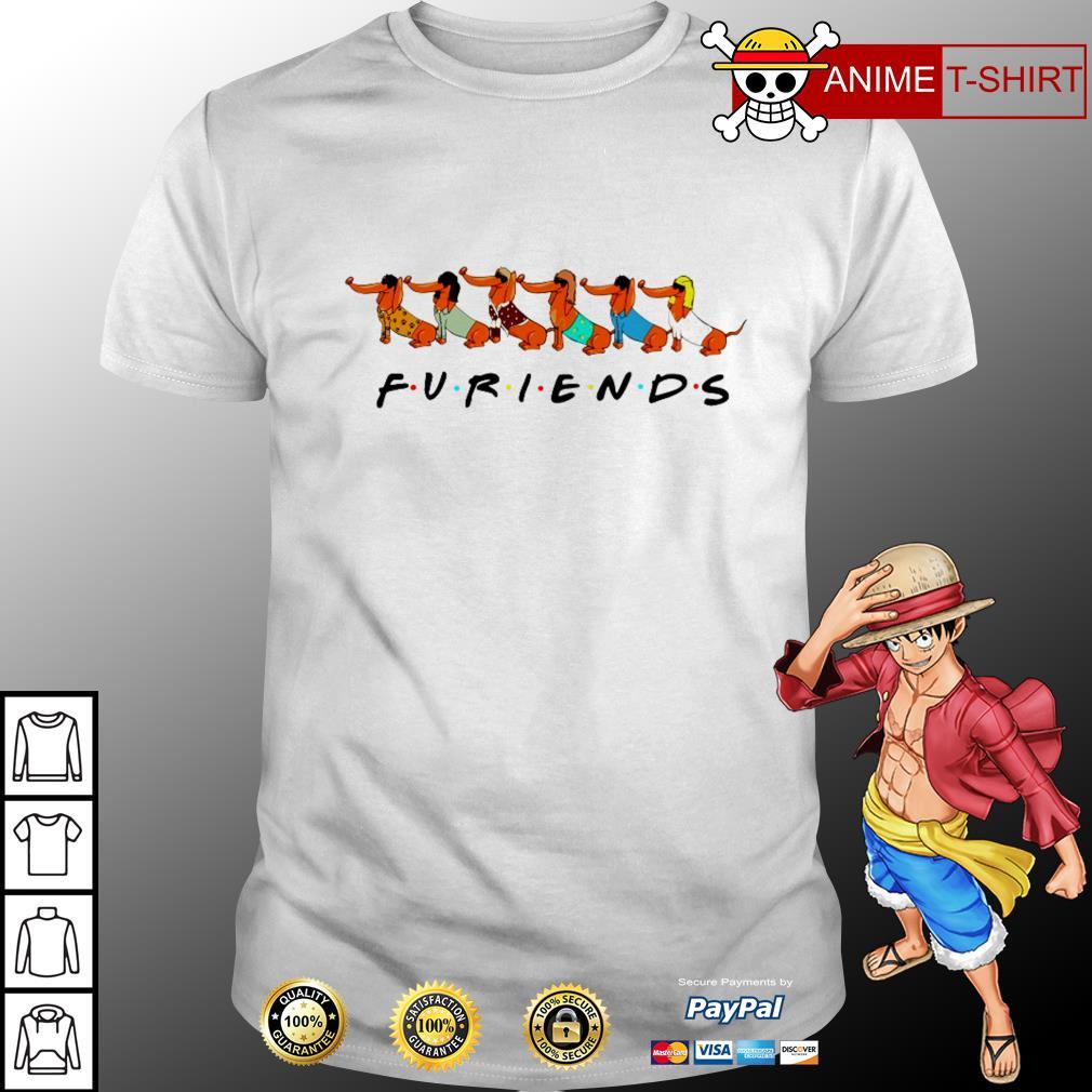 Dachshund Furiends shirt