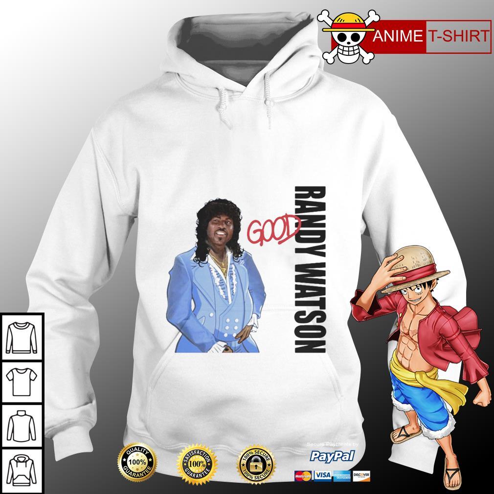 Randy watson signature hoodie