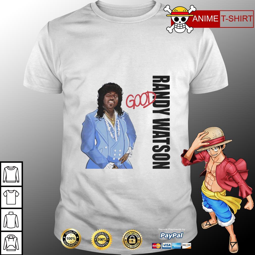 Randy watson signature shirt
