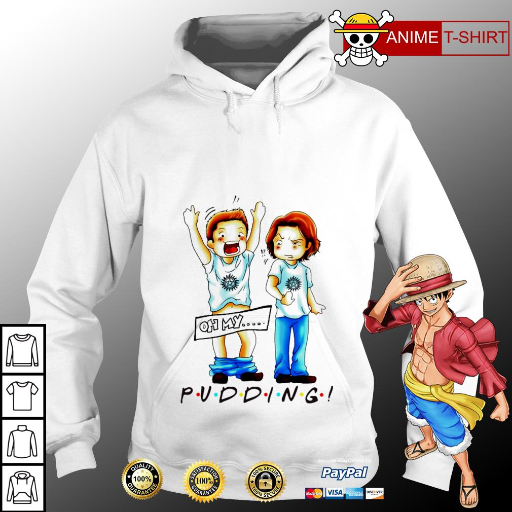 Oh my Pudding hoodie
