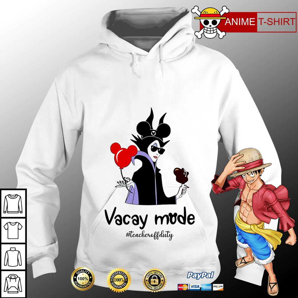 Vacay mode teacheroffduty hoodie