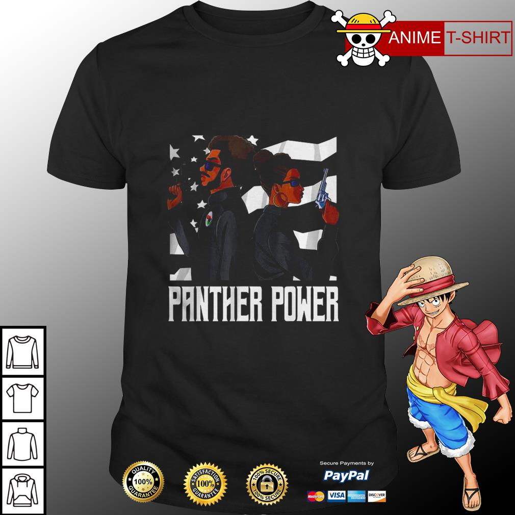 Panther power shirt