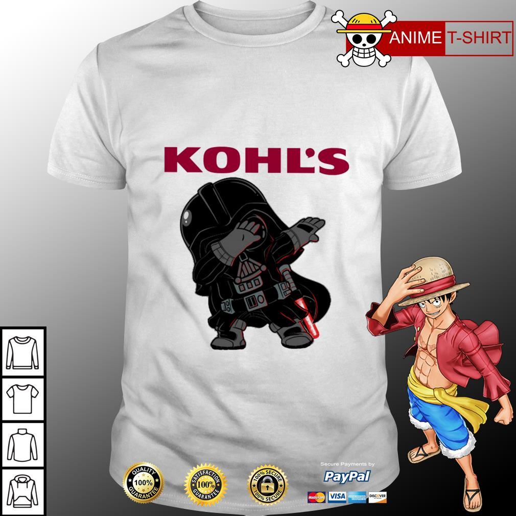 Star War Darth Vader dabbing Kohl's shirt
