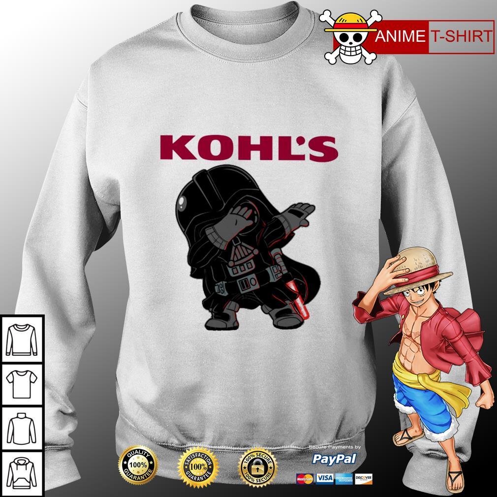 Star War Darth Vader dabbing Kohl's Sweater
