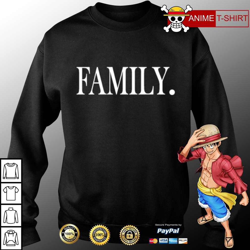 Official Family s sweater