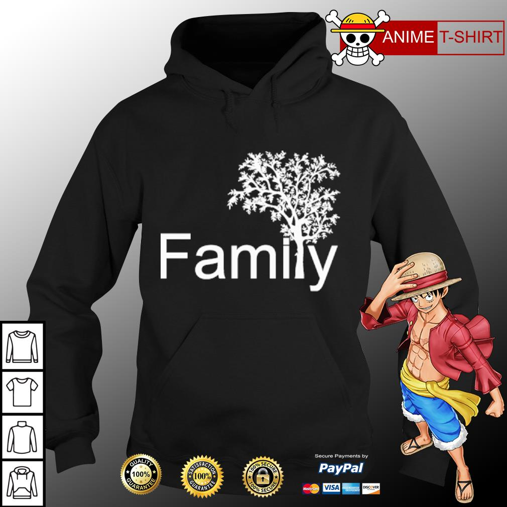 Official Family tree s hoodie