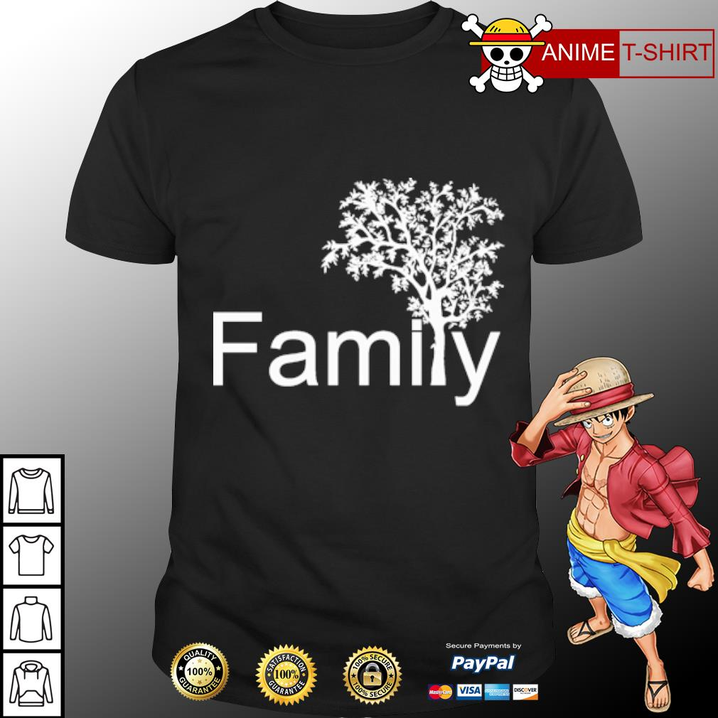 Official Family tree shirt