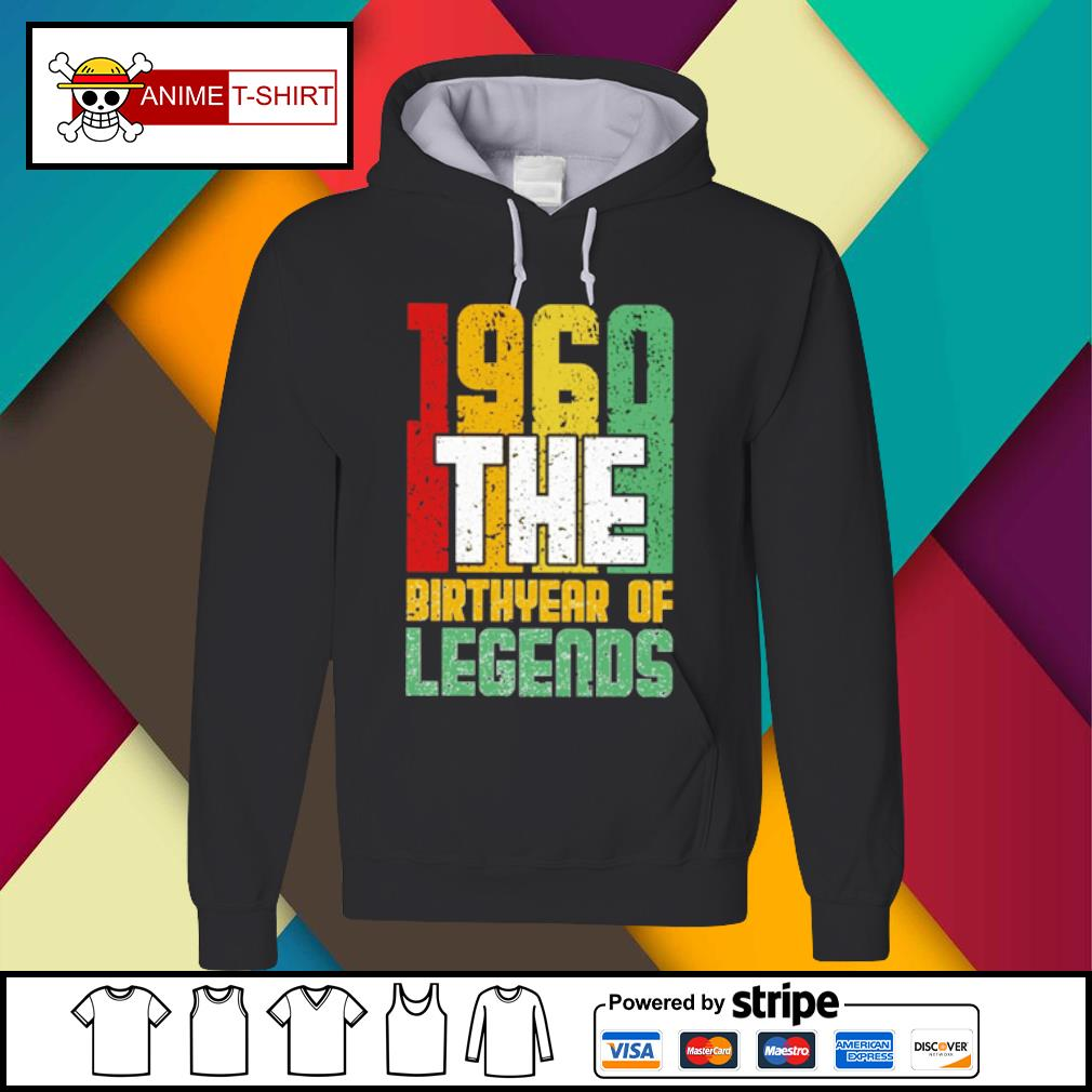 1960 the Birthyear of Legends s Hoodie