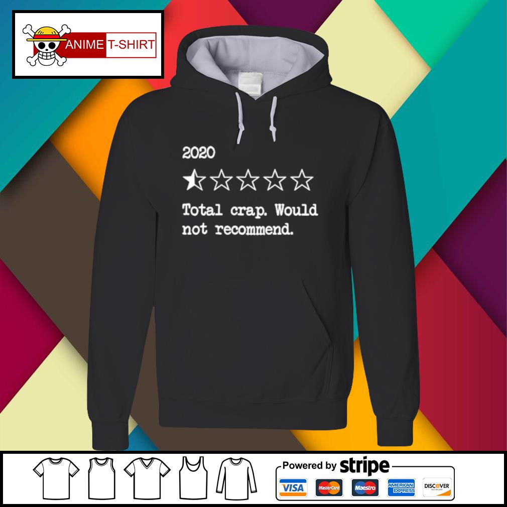 2020 rating star Total crap would not recommend s Hoodie