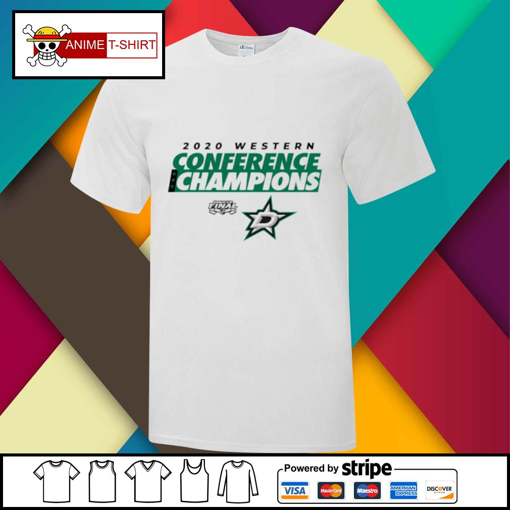 2020 western conference champions shirt