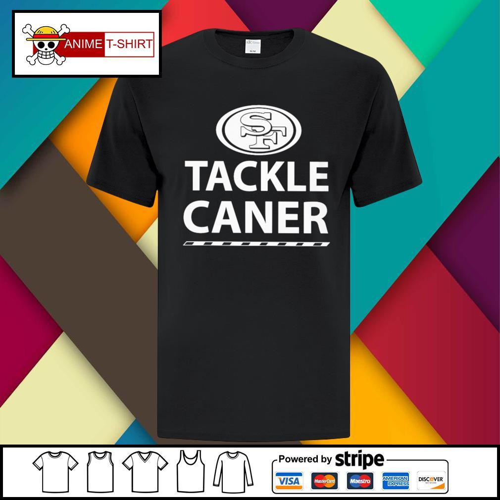 49ers Tackle Cancer Shirt