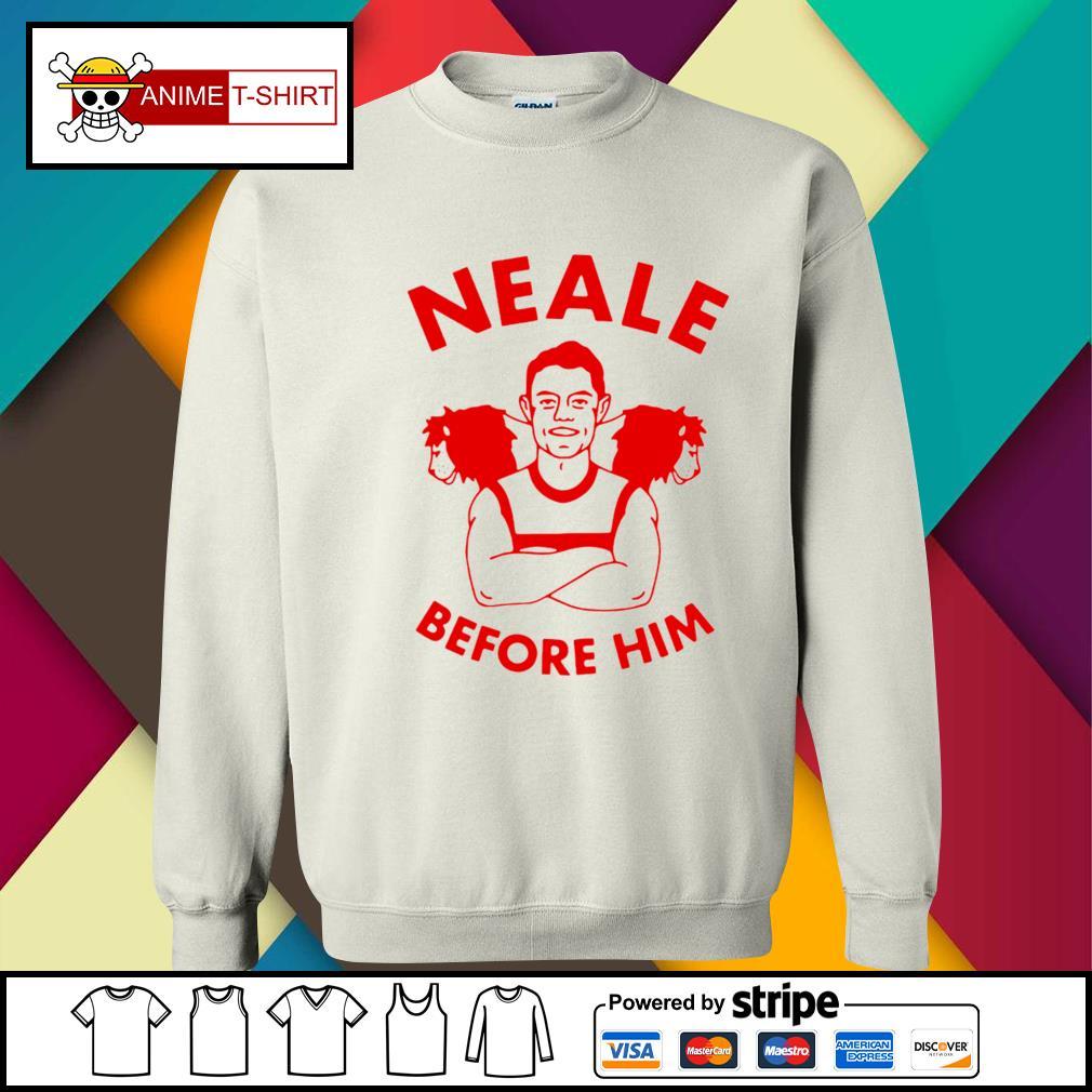 Neale Before Him Shirt sweater