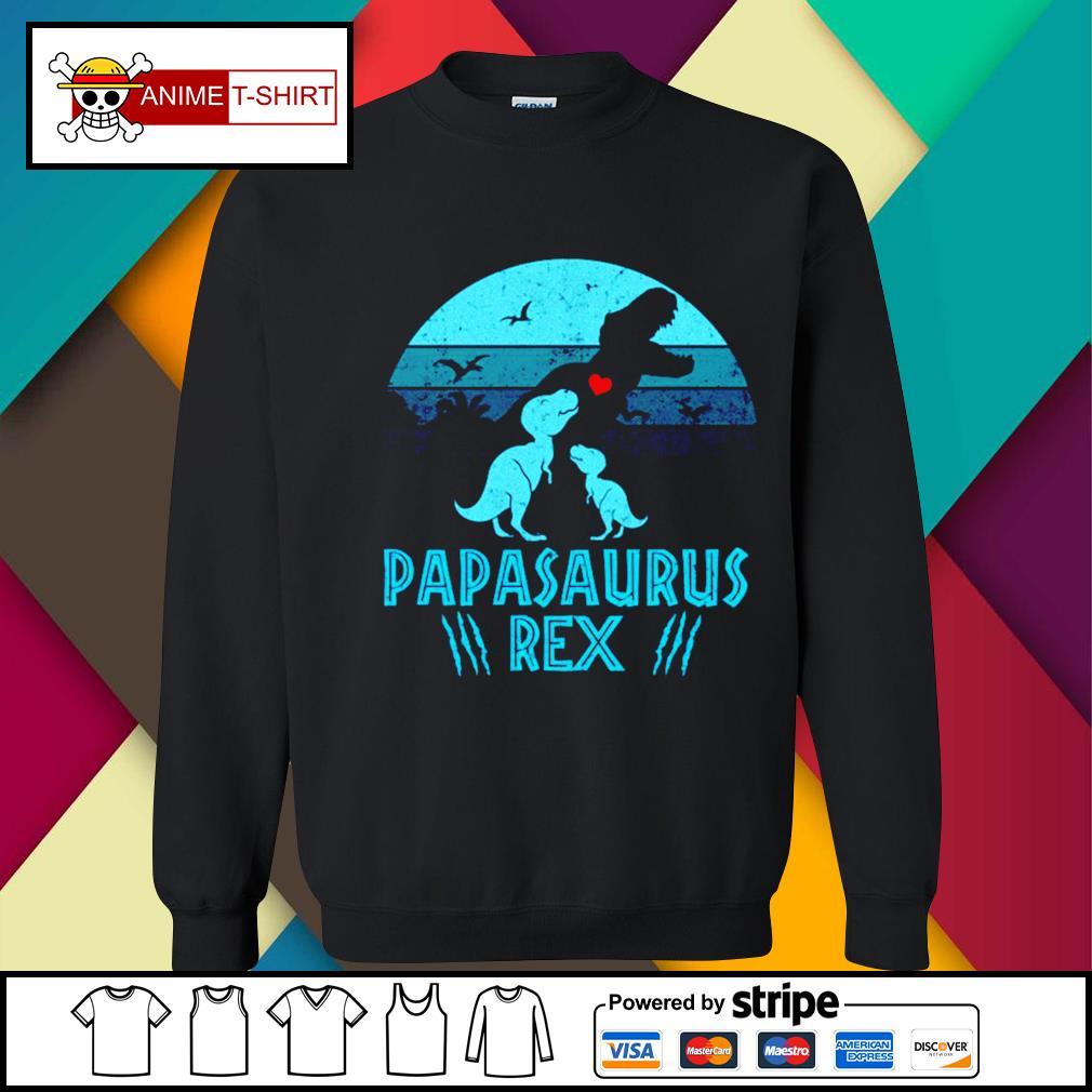 Papasaurus Rex Shirt sweater