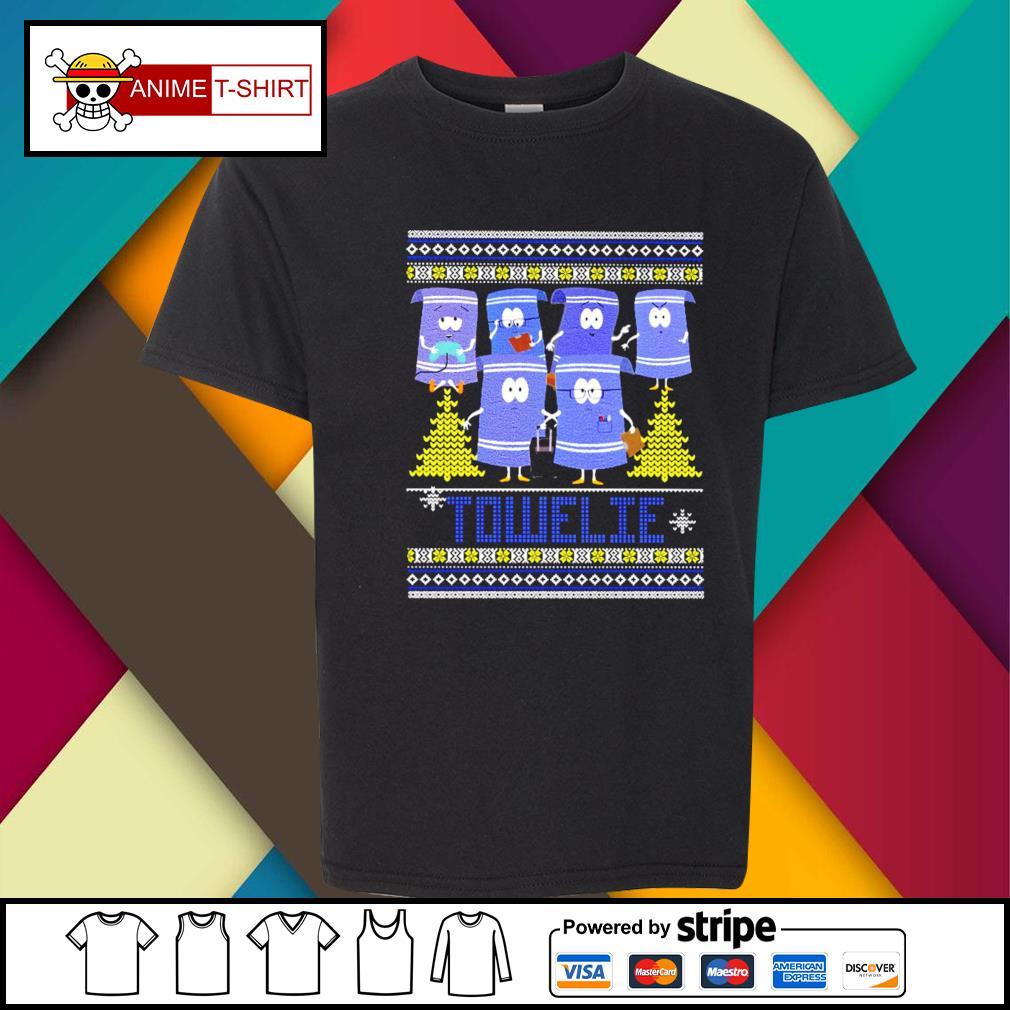Towelie Christmas Shirt youth-tee